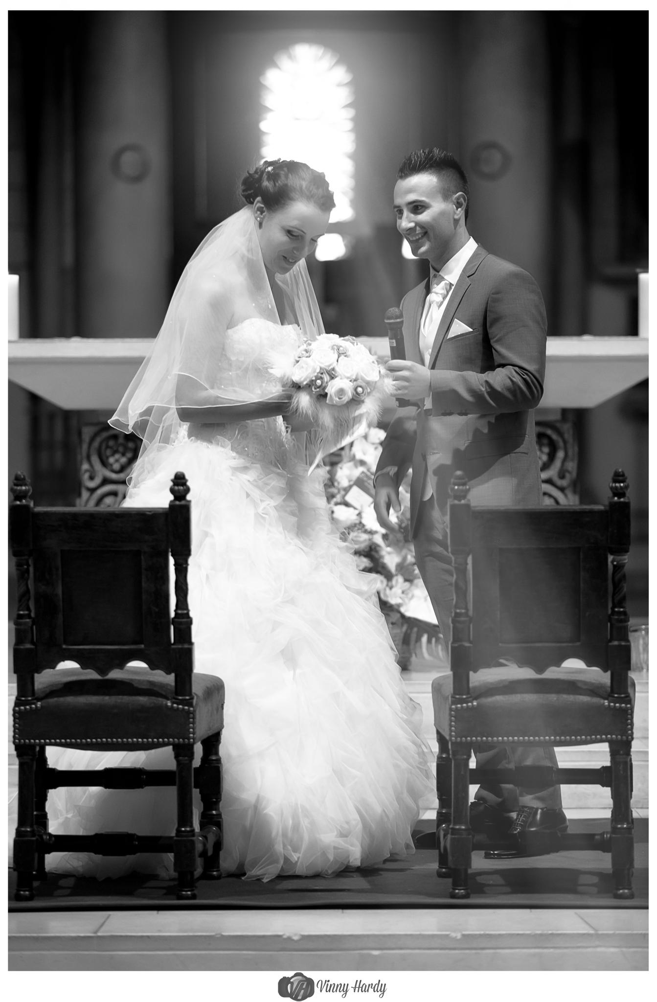 Photo de marige d'Elodie et David